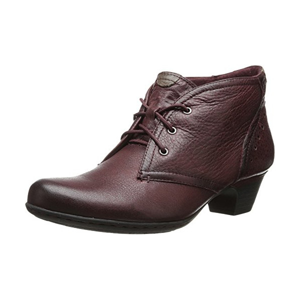 Cobb Hill Women's Aria-Ch Boot,Merlot Antiqued,9 M US