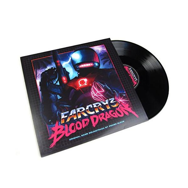 Power Glove: Far Cry 3: Blood Dragon (Free MP3) Vinyl 2LP