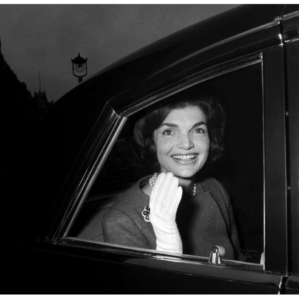 Jacqueline Kennedy, London