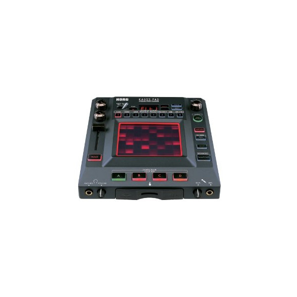 Korg KP3 Kaoss Pad Dynamic Effects Sampler