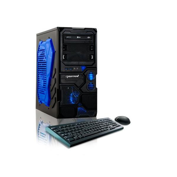 CybertronPC Borg-Q GM4213A Desktop (Blue)