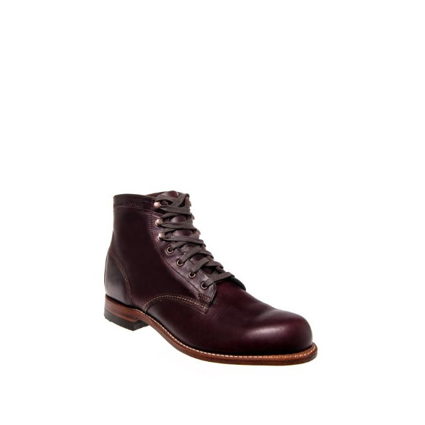 Wolverine Mens 1000 Mile Cordovan Dress Boot - 9.5 D