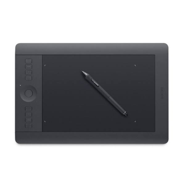 Wacom Intuos Pro Pen and Touch Medium Tablet
