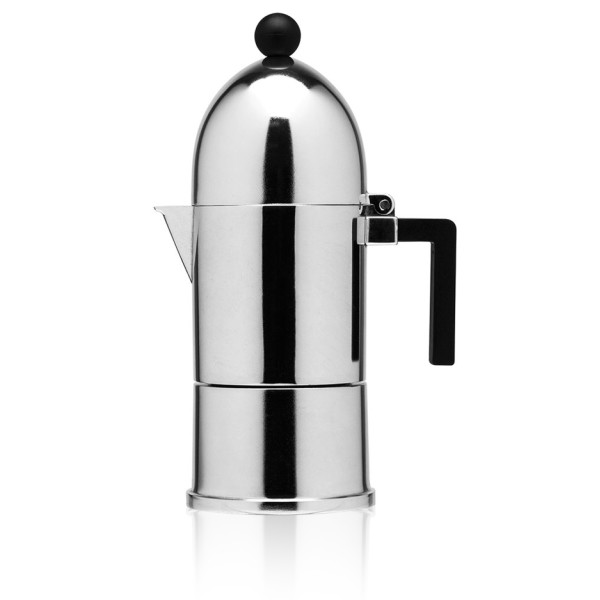 Alessi La Cupola Espresso Coffee Maker 3 Cups