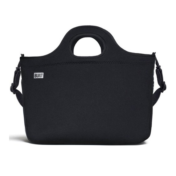 BUILT Duffle Tote, Black, Large