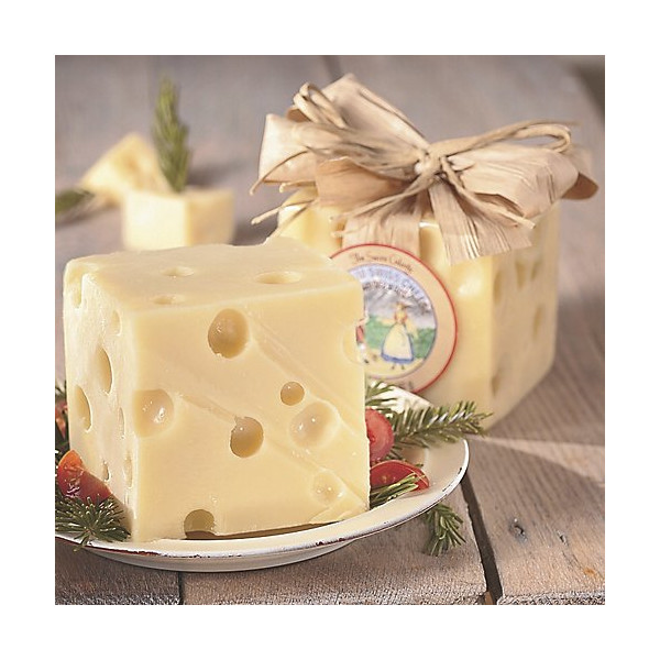 The Swiss Colony Premium Aged Swiss Cheese