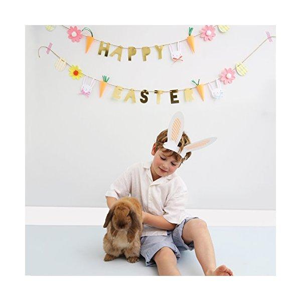 Meri Meri Hip Hop Hooray! Happy Easter Garland Kit