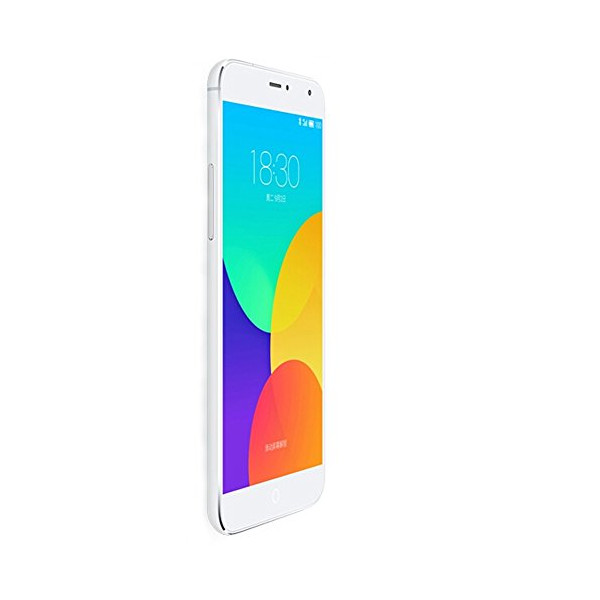 MEIZU MX4 5.4 Inch 4G Unlocked Smartphone MTK6595 2GB +16GB Gorilla Glass 1920 x 1152 Pixels Screen Flyme 4.0 20.7MP Camera (white)
