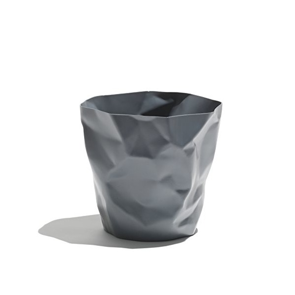 Essey Bin Bin Waste Basket in Granite (Grey)