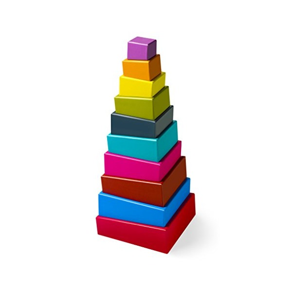 MoMA Topsy Turvy Stacking Blocks