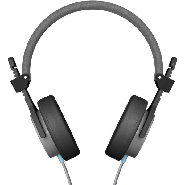 Aiaiai Capital Headphones w/ Mic, Concrete Grey
