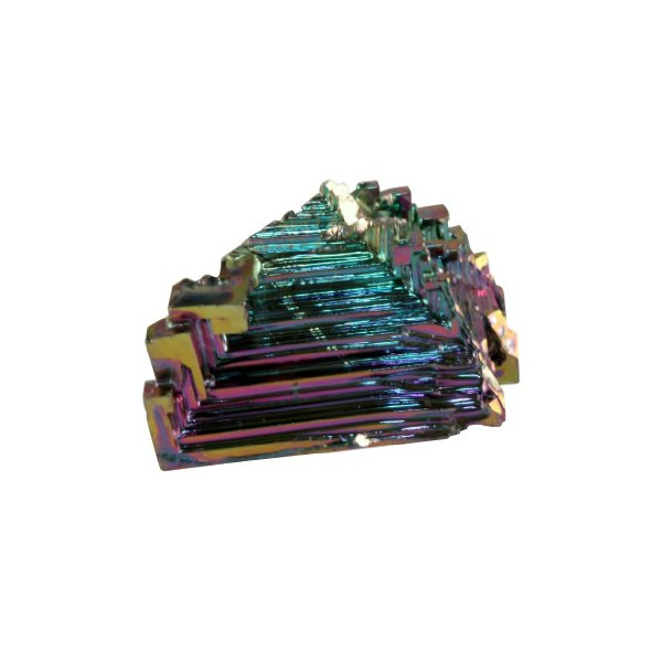 Bismuth Crystal .75-1.25 Inch w Info Card