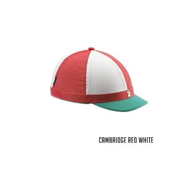 Yakka Helmet Cambridge-Red-White