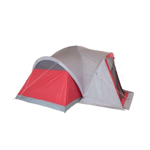 NEW Outdoor 16'x7' Bristol Coleman Tent for 8 Person Camping w/ Screened Room