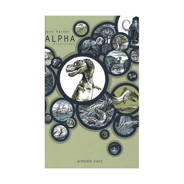 Alpha... directions (French Edition)
