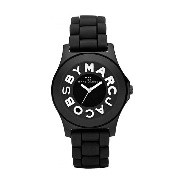 Marc by Marc Jacobs Sloane Black Dial Quartz Women's Watch