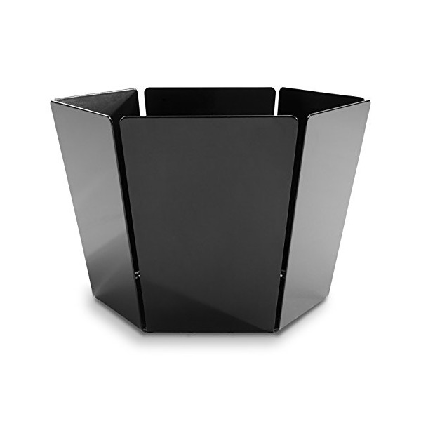 Blu Dot 2D:3D Small Bowl, Black