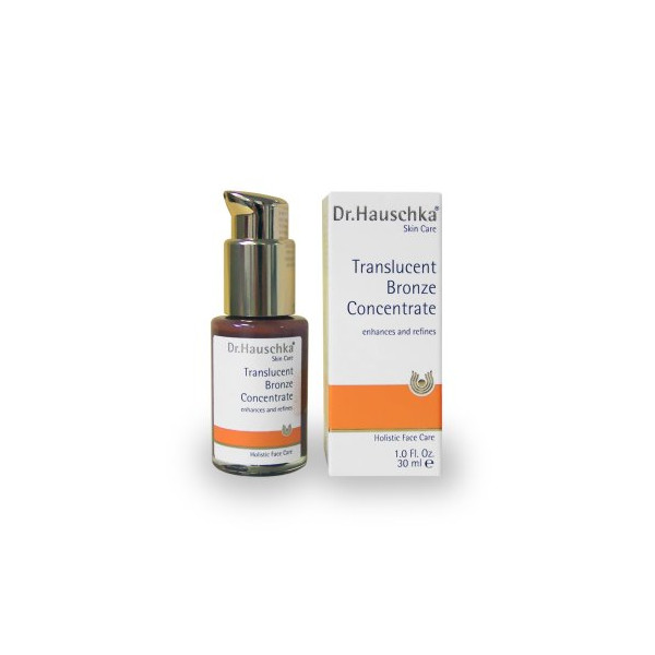 Translucent Bronzing Tint (Formerly Dr. Hauschka Translucent Bronze Concentrate), 1.0-Ounce Box