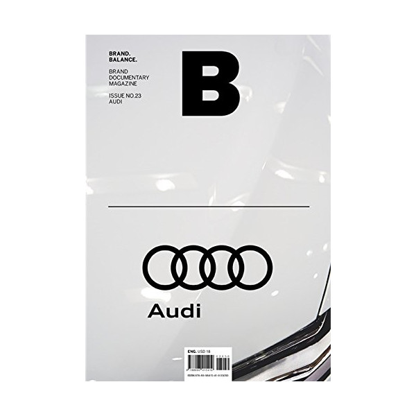 Magazine B - Audi