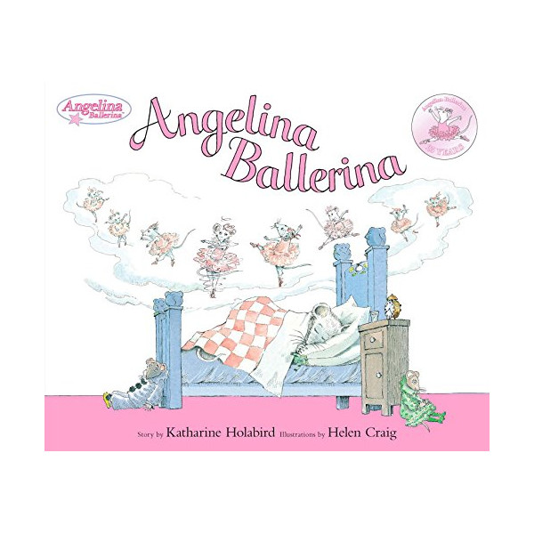 Angelina Ballerina 25th Anniversary Edition
