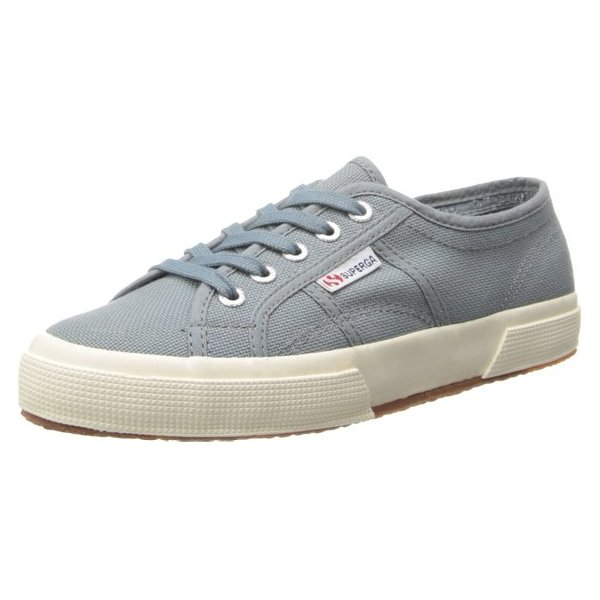 Superga Women's 2750 Cotu Slip On Fashion Sneaker,Corn Blue,39.5 EU/8.5 M US