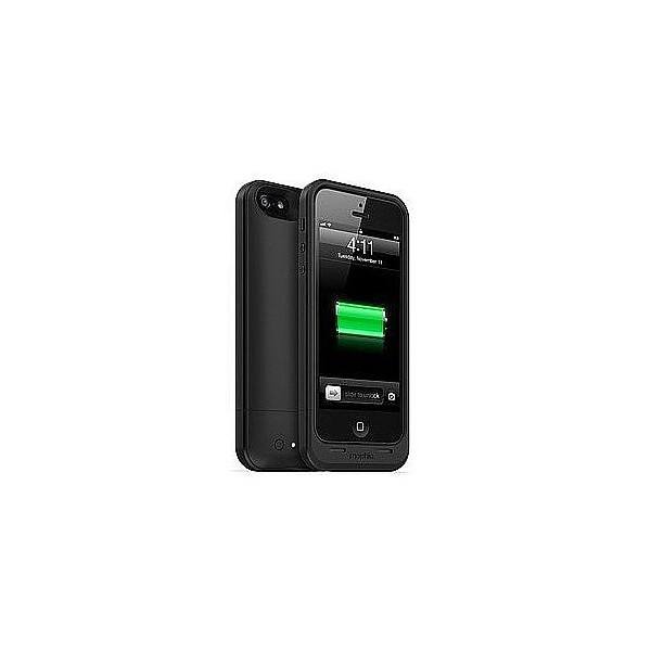 Mophie Juice Pack Air External Battery Case for iPhone 5 - Black
