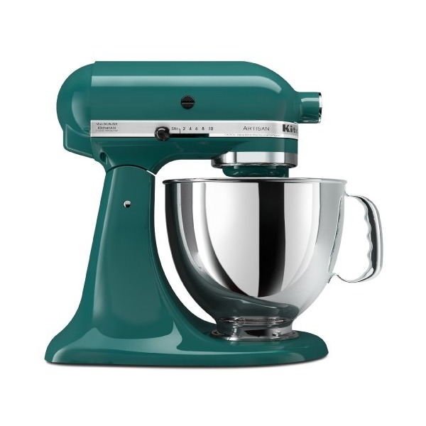 KitchenAid Artisan Series 5-Qt. Stand Mixer with Pouring Shield, Bay Leaf