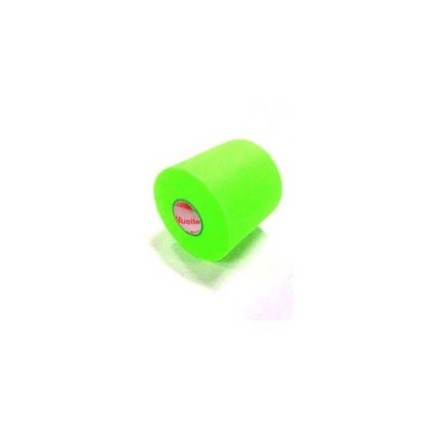 "Mueller M Wrap Big Lime Green Colored 2 3/4"" x 30 yards"