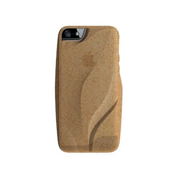 RE-Case iPhone 5 Case (Honey Oats) - 100% Recycled Materials
