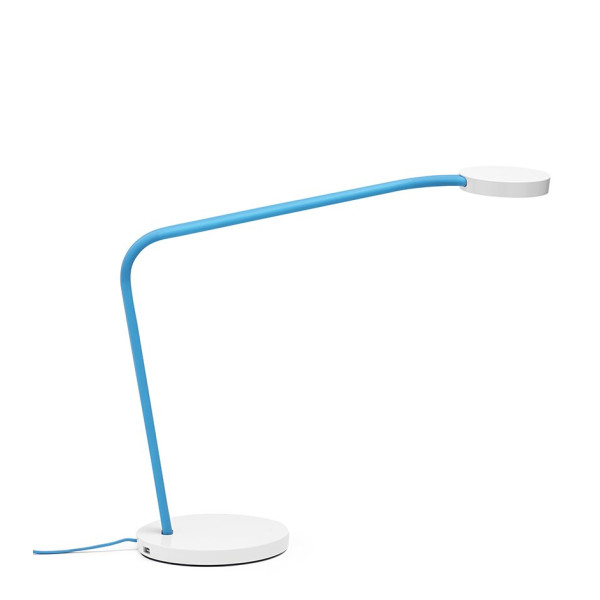 Pool Blue Limber LED Task Lamp
