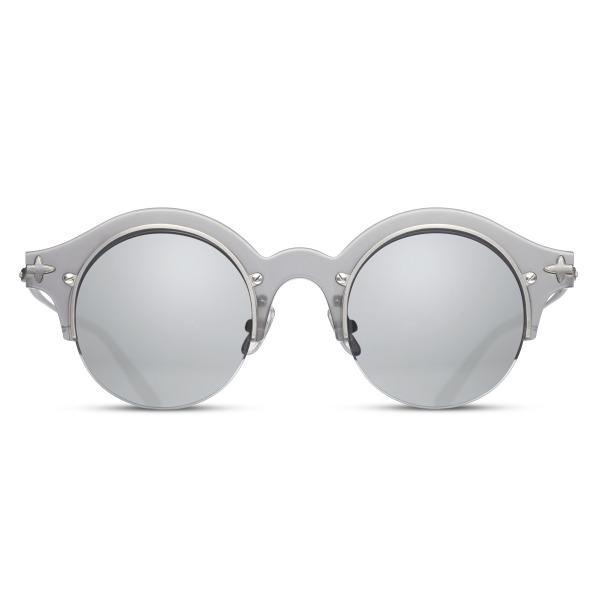 Matsuda M1014 round grey Sunglasses