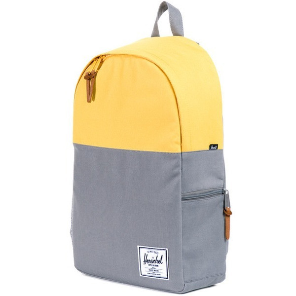 Herschel Supply Co. Jasper, Grey/Sunsoaked