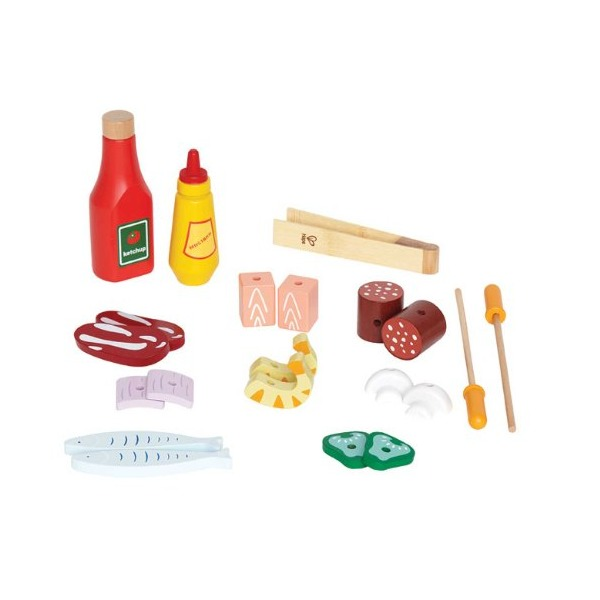 Hape - Playfully Delicious - Shish Kabob Basics - Play Set