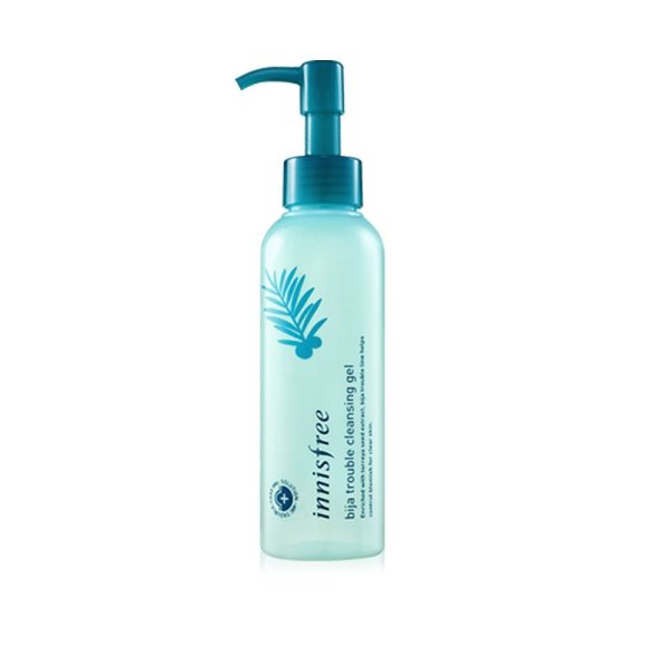 [Innisfree] Jeju Bija Anti-trouble Cleansing Gel 150ml Oli-free