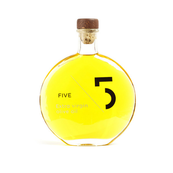 Five Extra Virgin Olive Oil, 16.9 Fluid Ounce