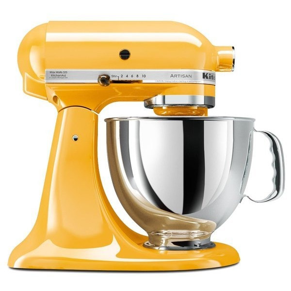 KitchenAid 5-Quart Stand Mixer, Buttercup