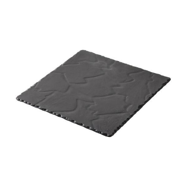 Revol Basalt 642499 Square Plate, 6-Inch