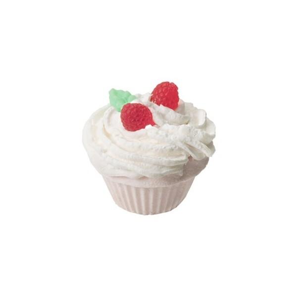 Fizzy Baker Raspberry Cupcake Bath Bomb