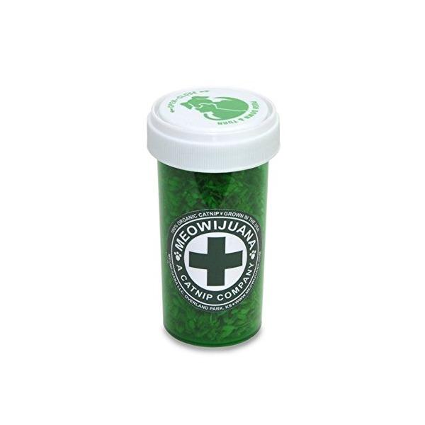 Meowijuana - Meowi-Waui Catnip Leaf and Flake (Small Bottle)