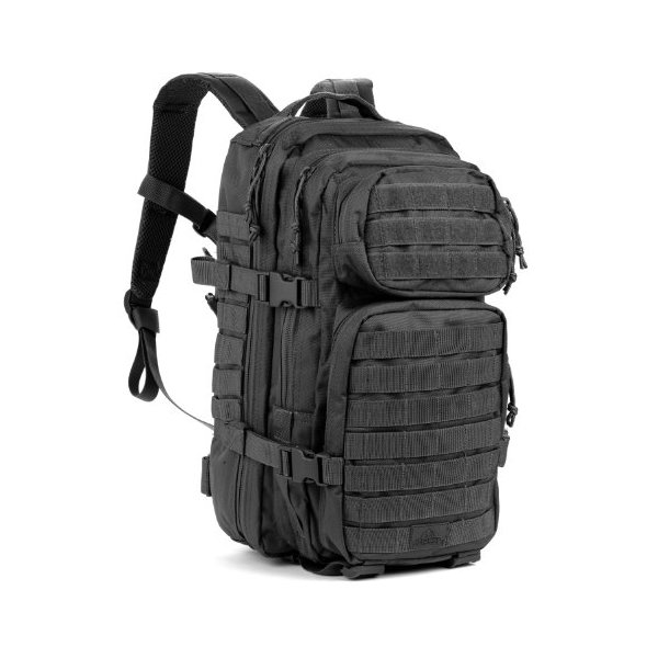 Red Rock Outdoor Gear Assault Pack (Medium, Black)