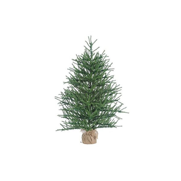 Nest & Noel 3' Pistol Pine Unlit Christmas Tree