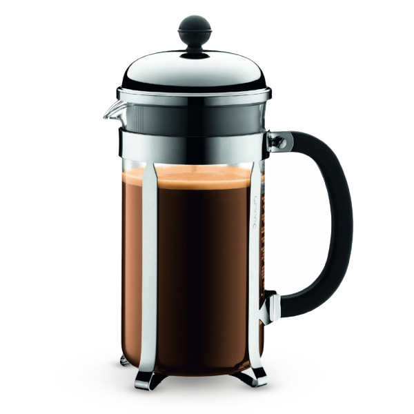 Bodum Chambord French Press Coffee Maker, 34 oz. / 8 cups