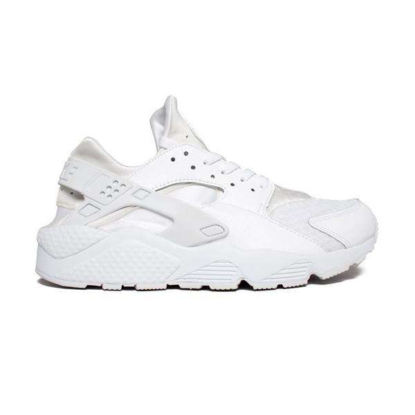 Nike Air Huarache, Pure White Platnium