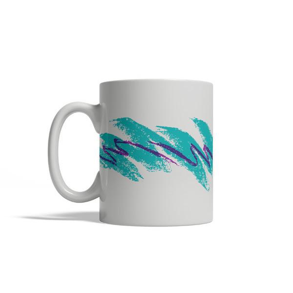 90s Jazz Mug