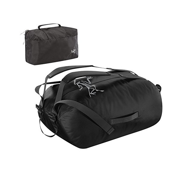 Arc'teryx Carrier Duffle 50 - One Size - Black w/ Index 5