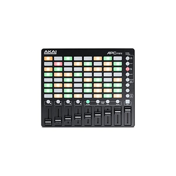 Akai Professional APC Mini Ableton Performance Controller