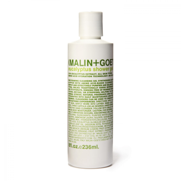 Malin + Goetz Eucalyptus Shower Gel, 8 oz.