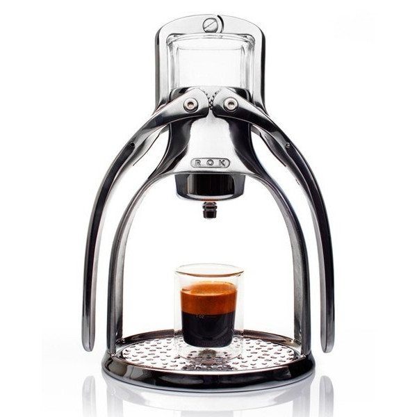 Rok Rokmaker Manual Espresso Maker