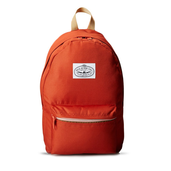 Poler Men's Rambler Pack, Burnt Orange, One Size