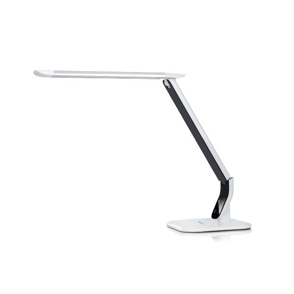 Saicoo® 10W Multi-function LED Eye-protection Desk Lamp - #1 desk lamp with aluminum alloy light head, 3 Lighting Modes (Studying, Reading and Relaxation/Bedtime), with 5 Level Brightness Control for each mode